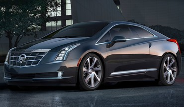 Automobiliai Cadillac 2014  HD wallpaper