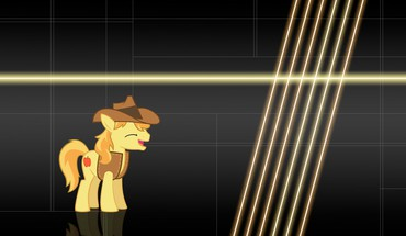 Braeburn my little pony backgrounds HD wallpaper