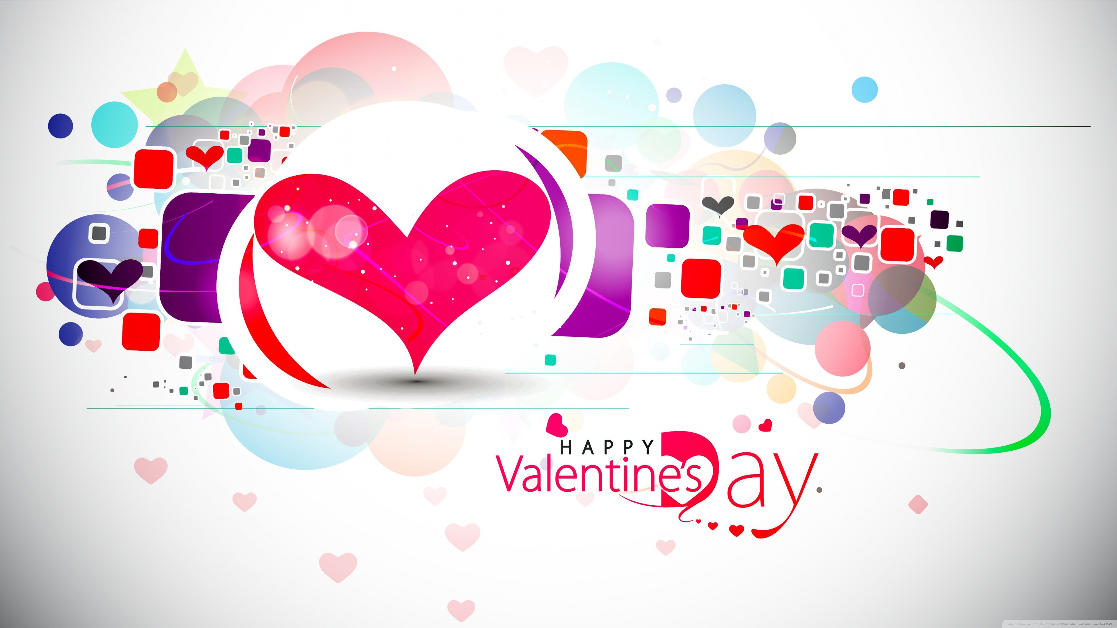 valentines day abstract happy wallpaper | allwallpaper.in #1459 | pc