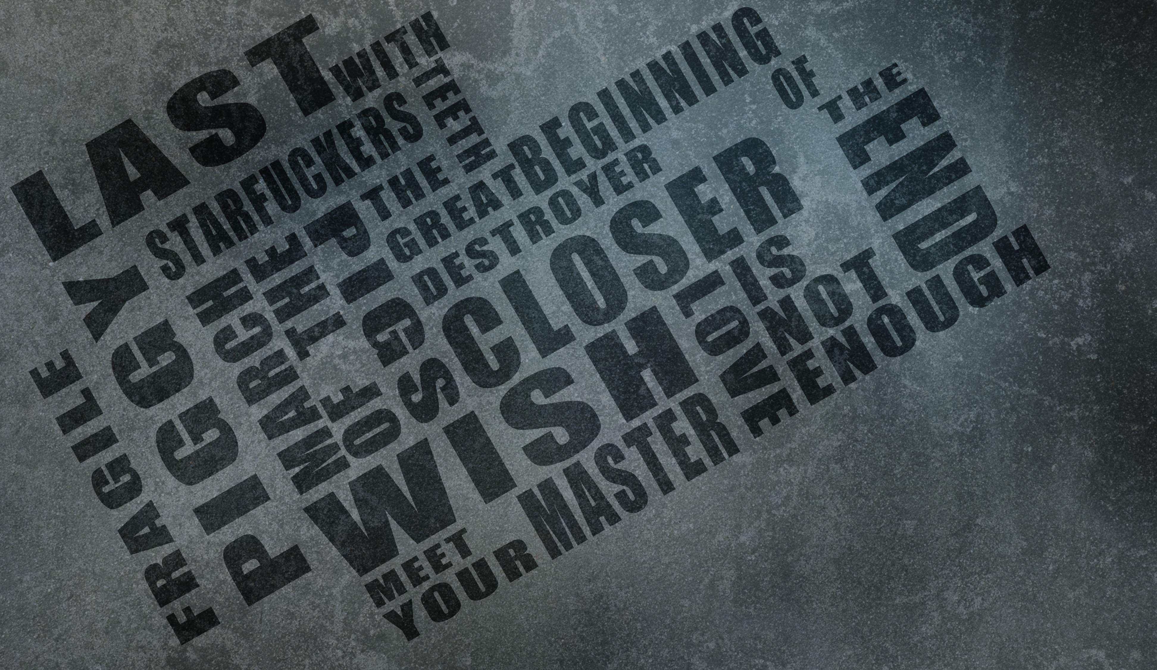 Nine inch nails typography wallpaper | AllWallpaper.in #13309 | PC | en