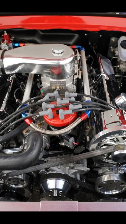 Best Ford Muscle Car Engine