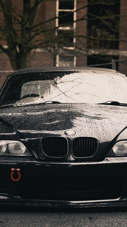 Bmw Cars Vehicles Sports Front View Z3 Wallpaper