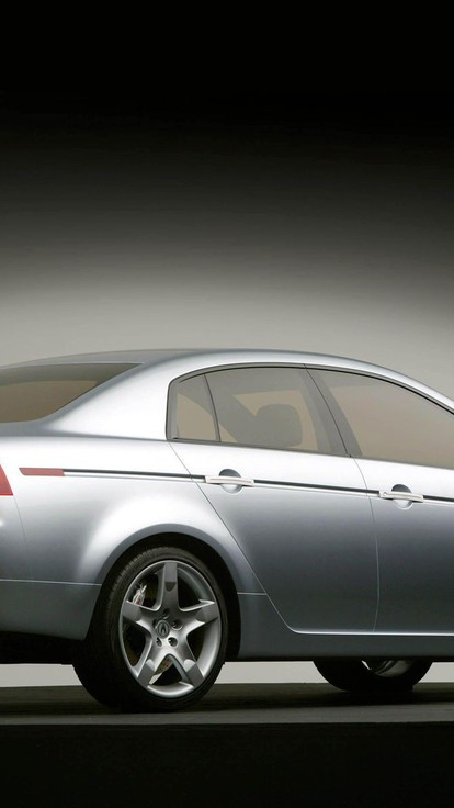White Cars Vehicles Acura Tl Wallpaper