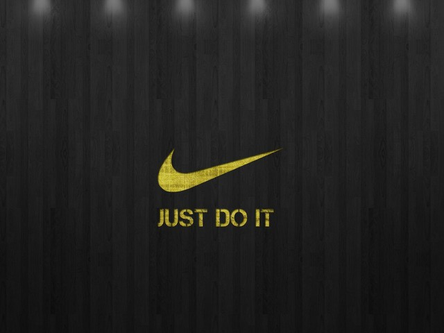Pics Photos  Nike Just Do It Wallpaper Download With