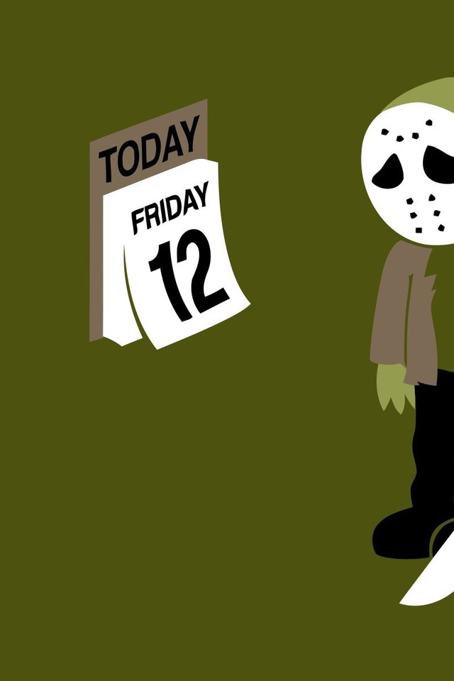Friday The 13th Jason Voorhees Funny Wallpaper
