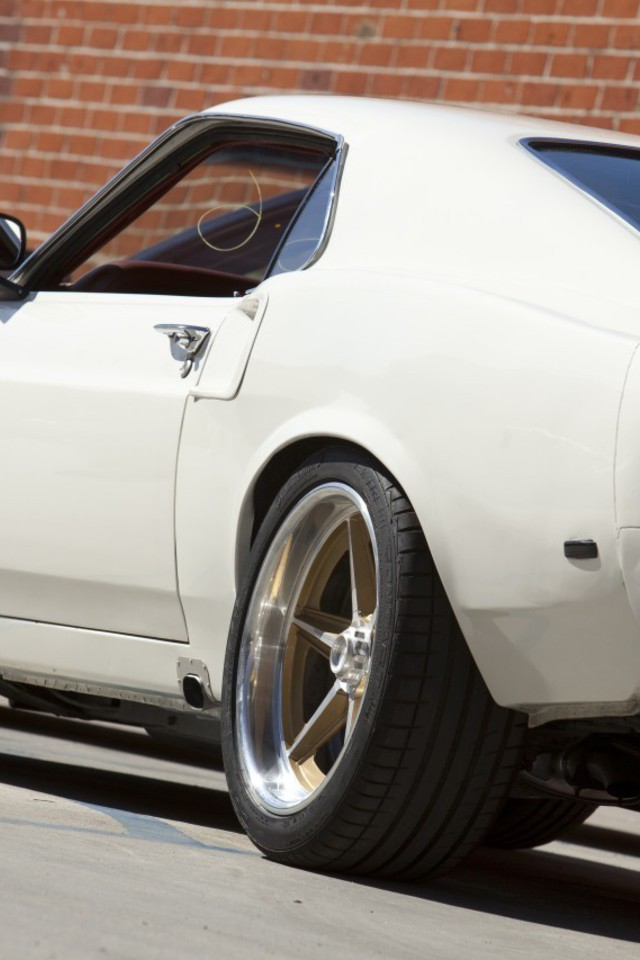 Muscle Mustang Wheels Fast And Furious 6 Wallpaper