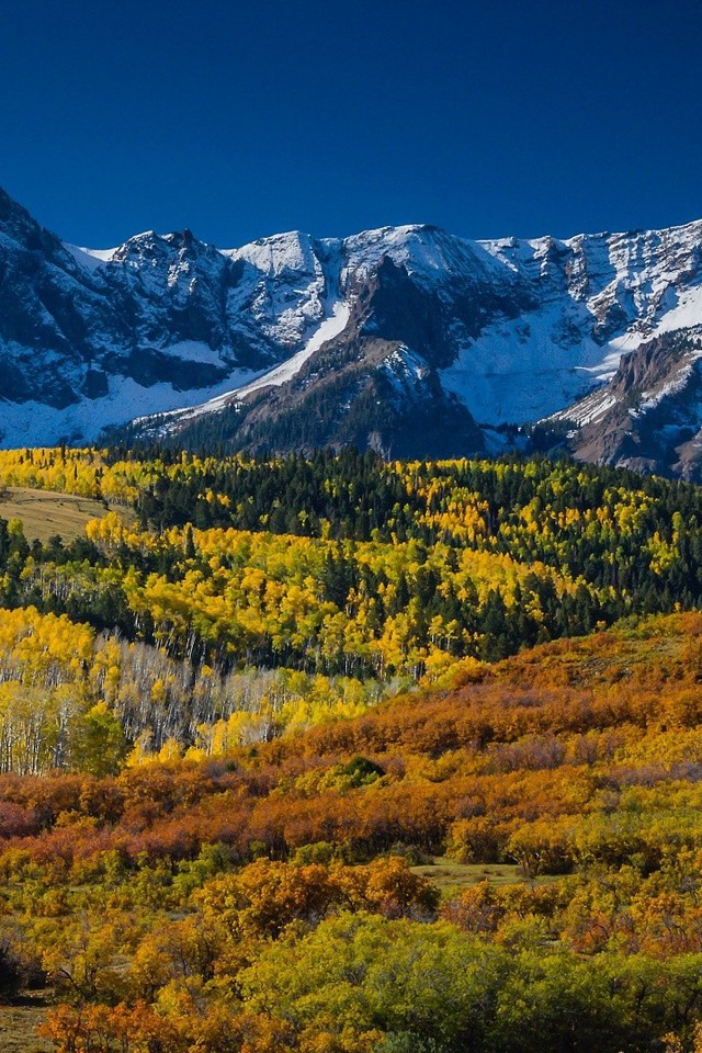 aspen mountain wallpaper bing images