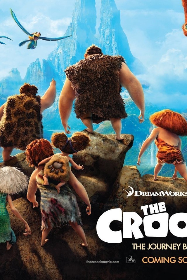 Animation The Croods Wallpaper
