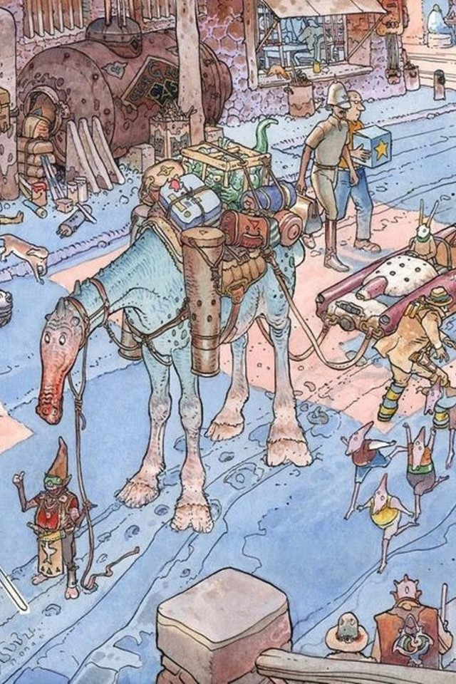 Images of The Incal | 800x526