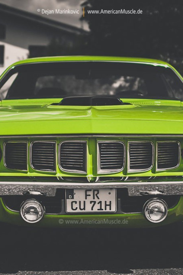 1971 Plymouth Cuda Muscle Cars Wallpaper Allwallpaper In 1103