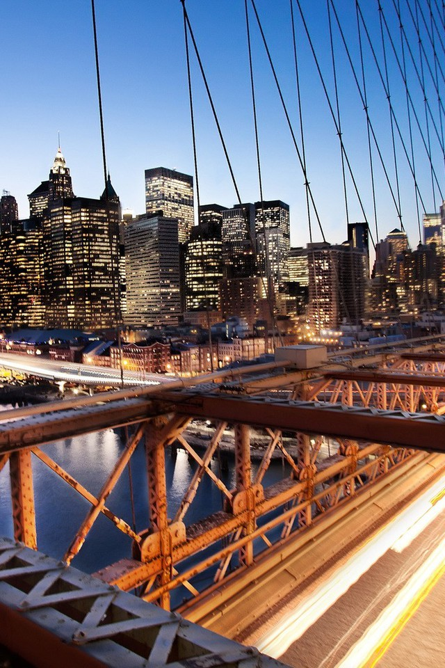 Architecture Usa New York City Town Skyscrapers Cities Wallpaper
