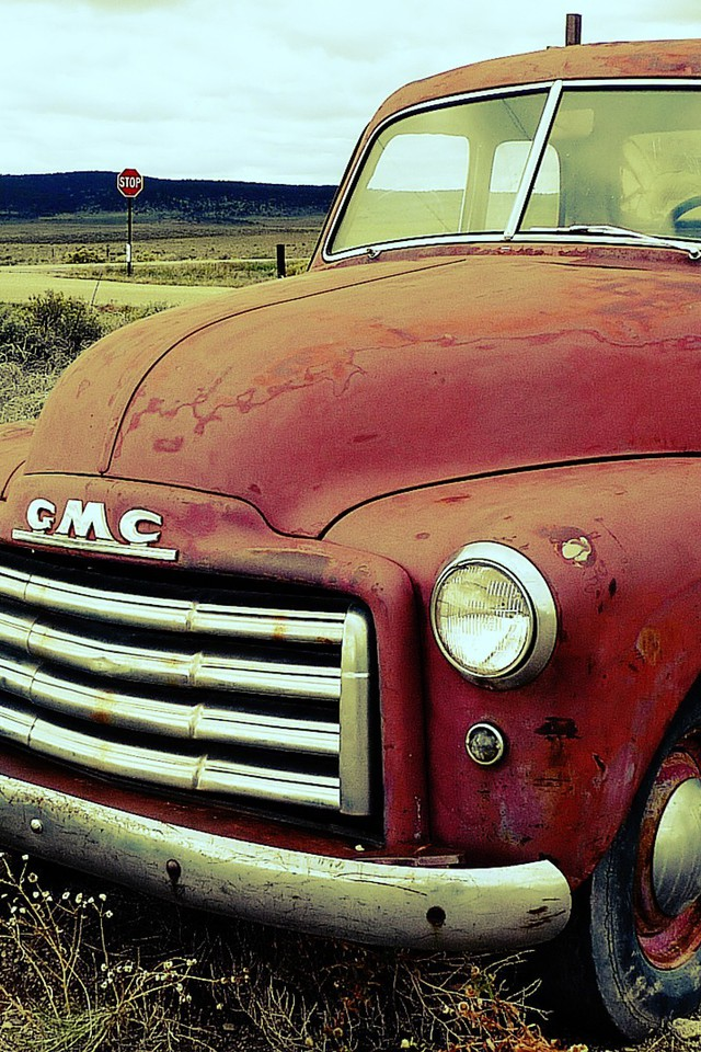 Old Classic Cars >> Old cars country gmc classic wallpaper | AllWallpaper.in ...
