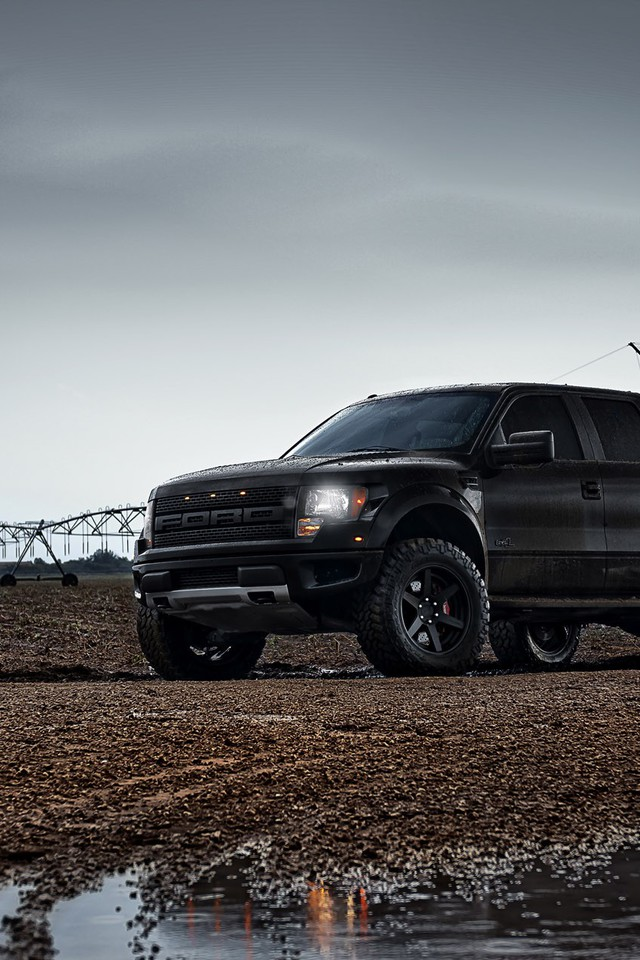 2014 Ford Raptor Black Wallpaper Allwallpaper In 12820