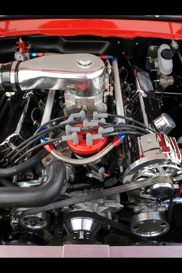 Classic Muscle Cars >> Classic ford shelby v8 engine engines muscle cars wallpaper | AllWallpaper.in #14169 | PC | en