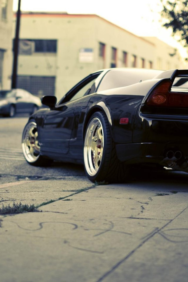 Autos Acura NSX Jdm Auto Wallpaper