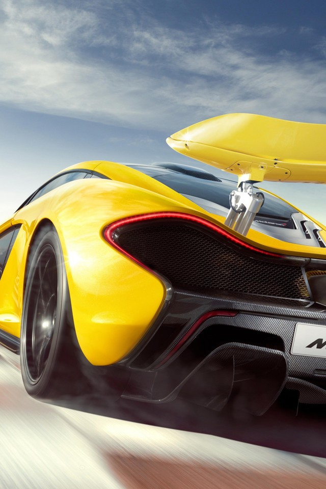 Mclaren Supercar Wallpaper Allwallpaper In Pc En