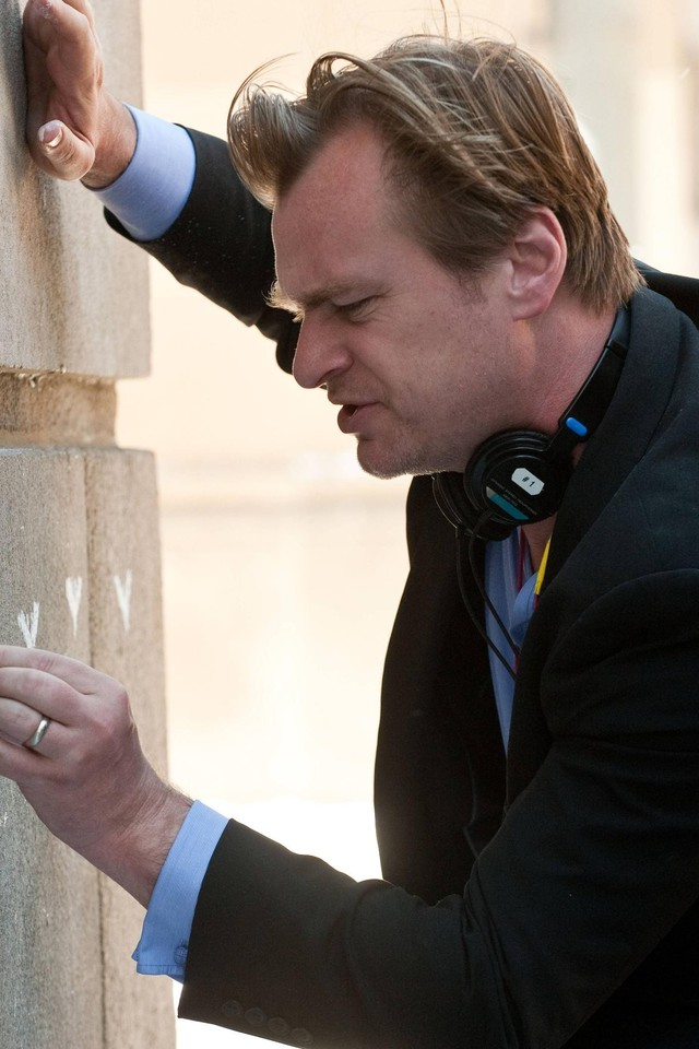 Image result for christopher nolan iphone