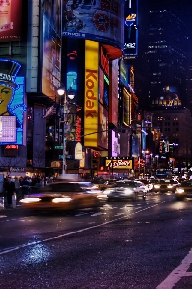 Image Result For Times Square Wallpaper