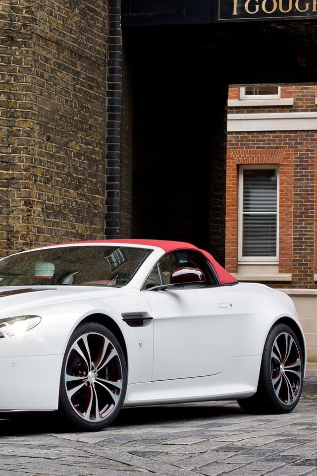 cars vantage convertible white aston martin v12 cabrio. Black Bedroom Furniture Sets. Home Design Ideas