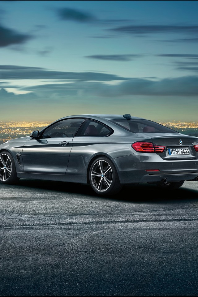 Cars Grey Bmw 4 Series Coupe Wallpaper Allwallpaper In 17079 Pc En
