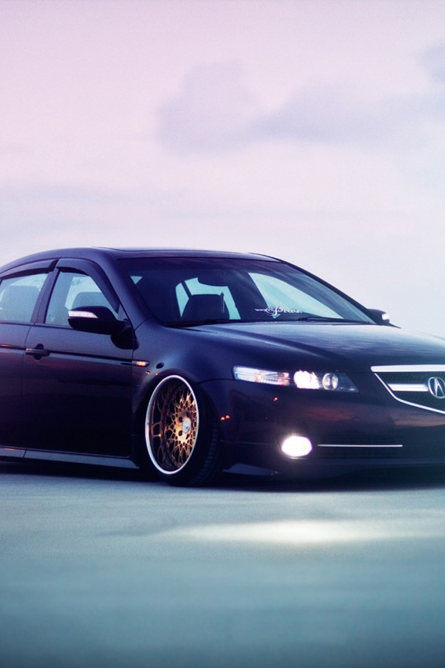 Multicolor Cars Fog Acura Black Wallpaper