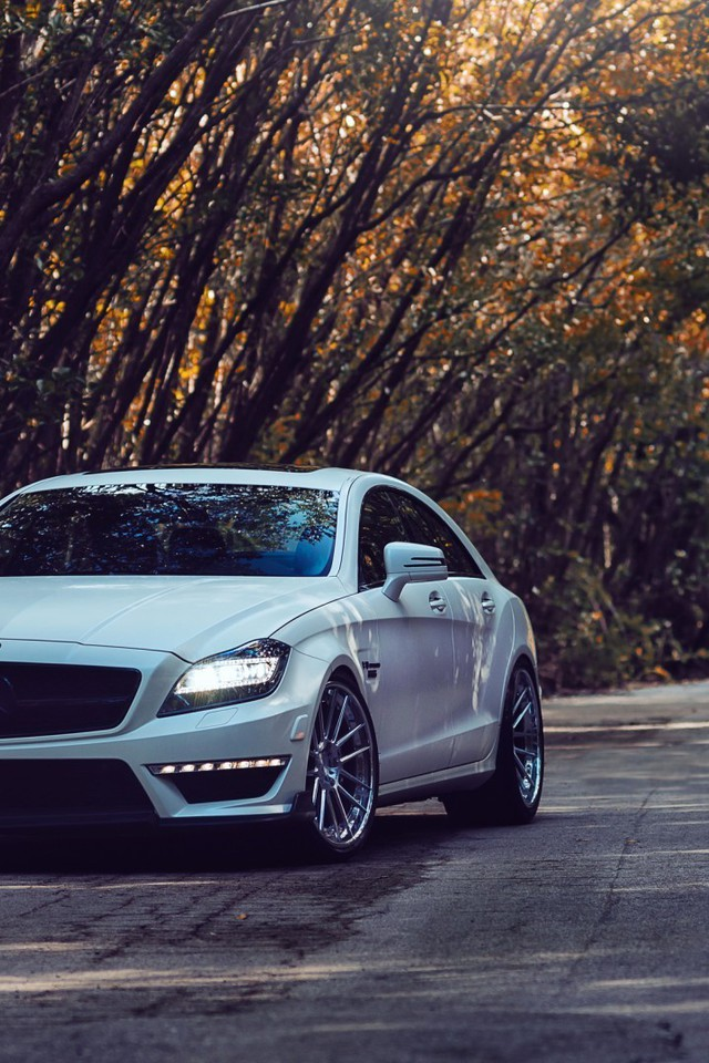 Cars amg roads tuning tuned mercedes benz cls class for Mobile mercedes benz