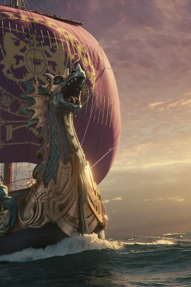 Chronicles Of Narnia Movies Sea Ships Wallpaper Allwallpaper In