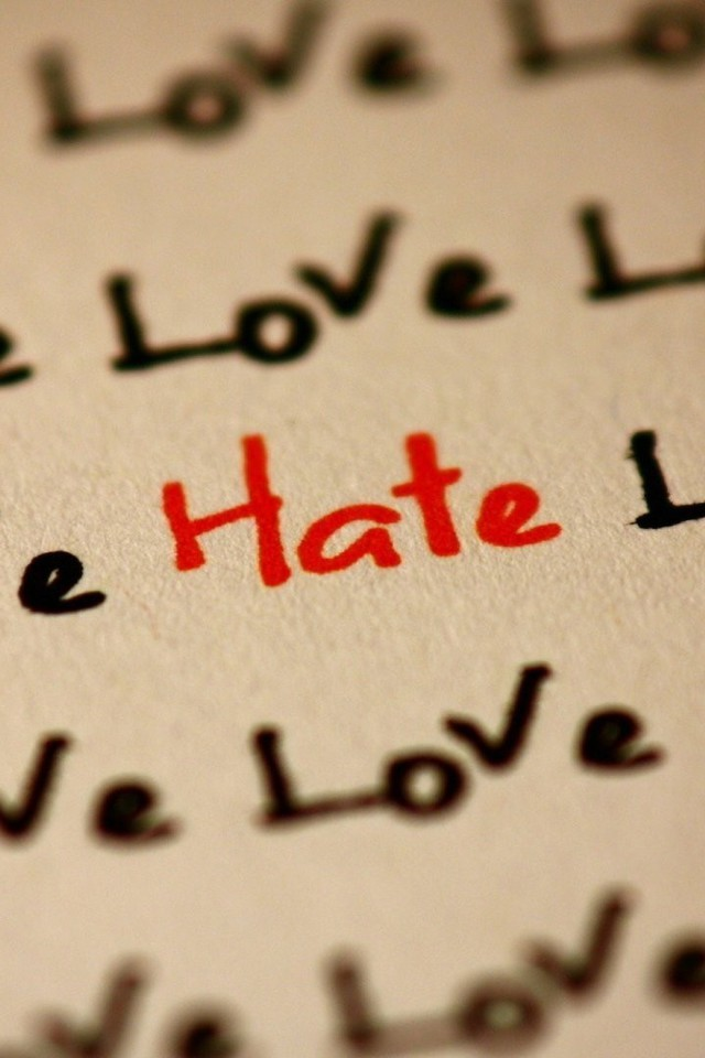 Hate Love Quotes Text Wallpaper Allwallpaper In 4494 Pc En