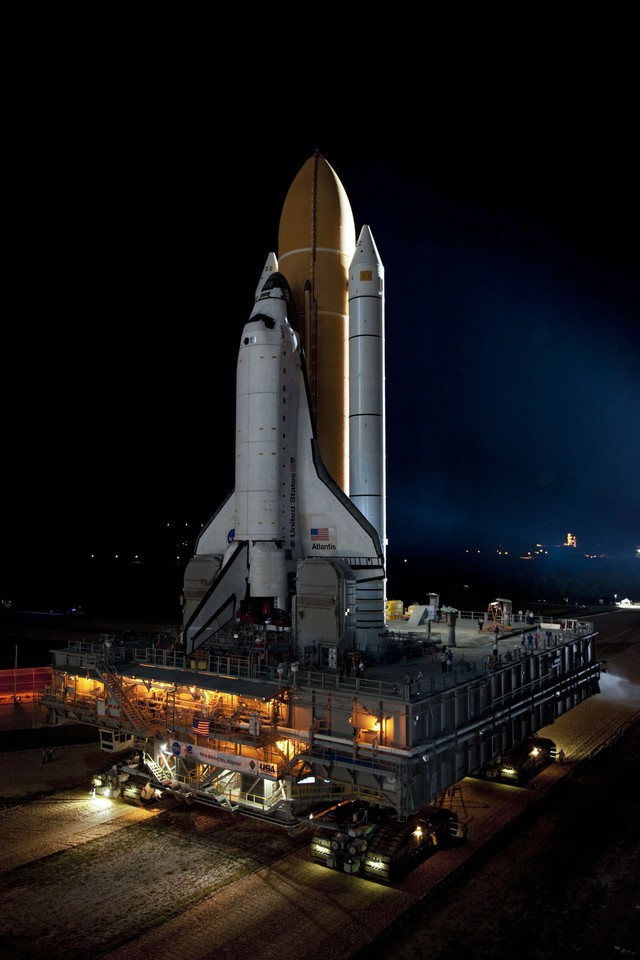 Nasa space shuttle atlantis wallpaper | AllWallpaper.in ...
