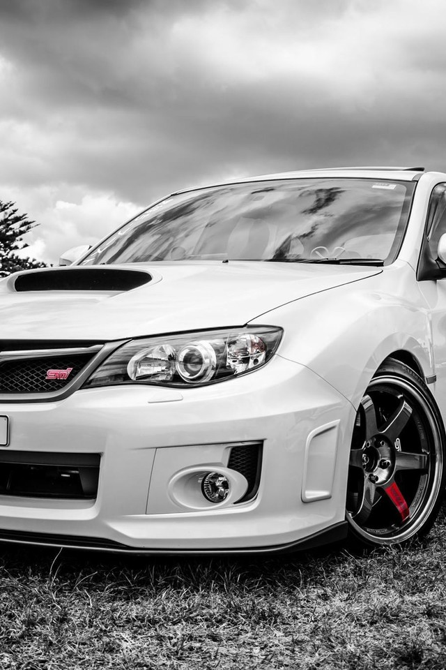 Cars Subaru Impreza Wrx Sti Wallpaper Allwallpaper In