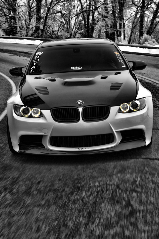 Black And White Cars Grayscale Bmw M3 Wallpaper Allwallpaper In