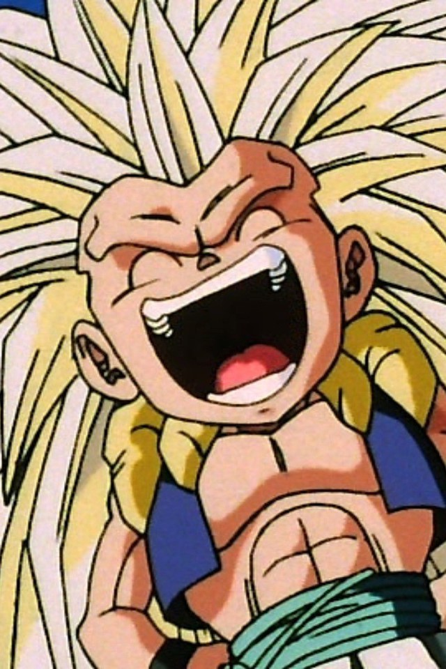 dragon ball z gotenks wallpaper 6696