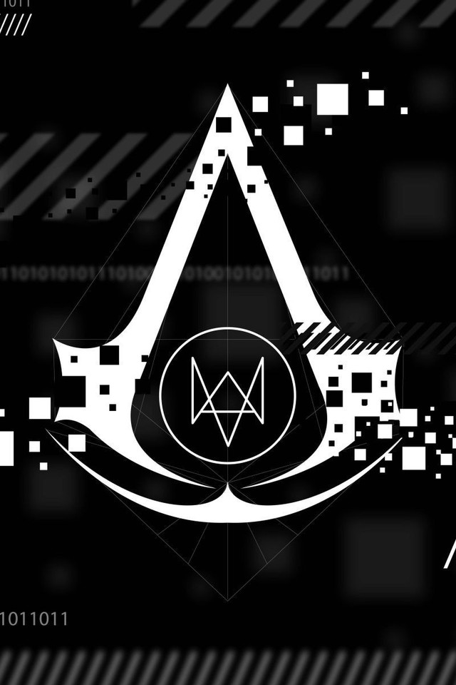 Watch Dogs Logo Wallpaper Iphone | www.pixshark.com ...