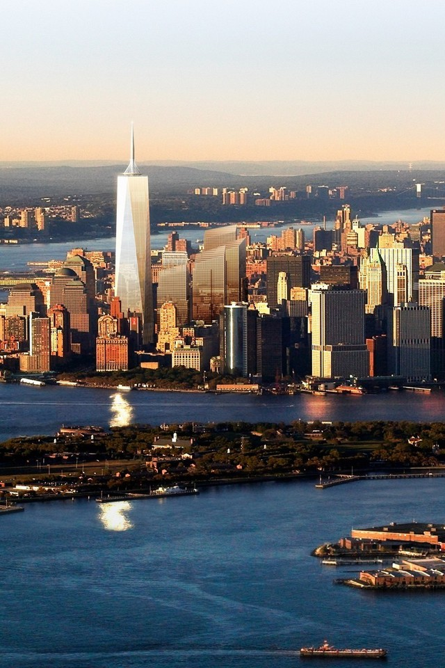 The Future Freedom Tower In Nyc Wallpaper Allwallpaperin 8219