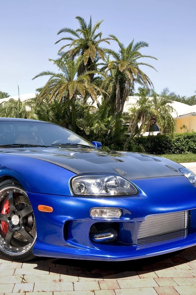 Toyota Supra Automobiles Cars Mkiv Wallpaper