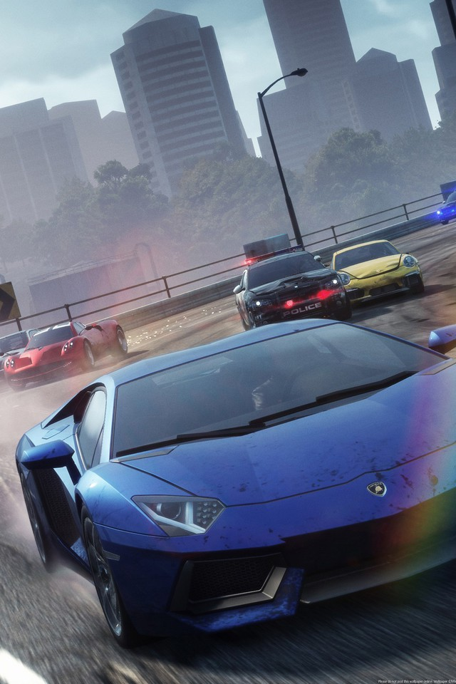 Video Games Need For Speed Most Wanted Wallpaper Allwallpaper In