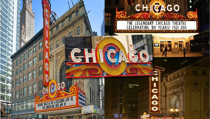 Fabulous beaux arts chicago theatre wallpaper