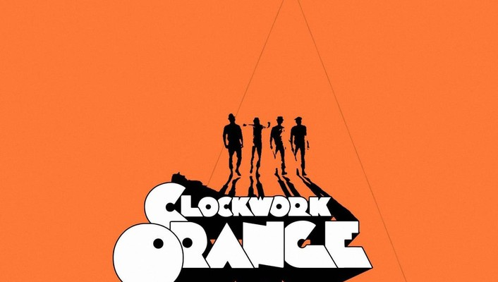 Clockwork orange a wallpaper