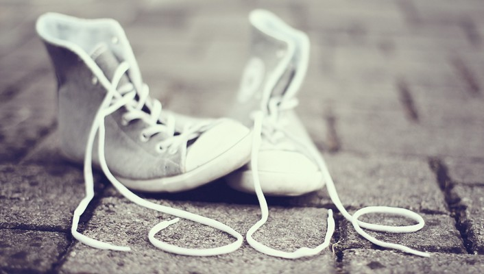 Shoes love quotes wallpaper