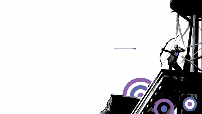 Comics hawkeye wallpaper
