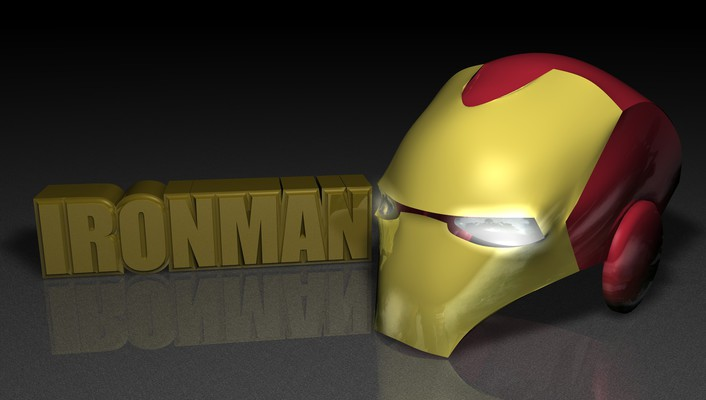 Iron man marvel comics helmets wallpaper
