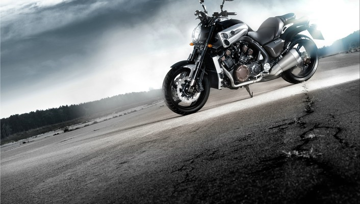 Yamaha motorbikes vehicles wallpaper