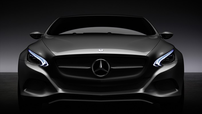 Mercedesbenz black cars concept supercars wallpaper