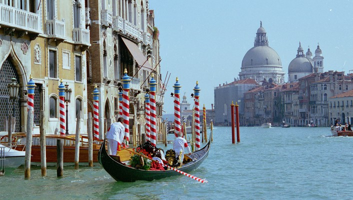 Venice italy canal wallpaper