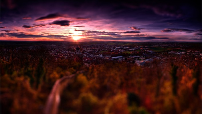 Hdr photography landscapes tiltshift wallpaper