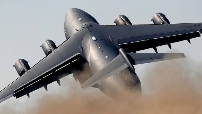 C-17 globemaster aircraft lockheed wallpaper