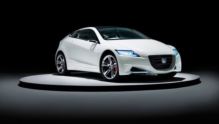 Honda hybrid cars concept art wallpaper