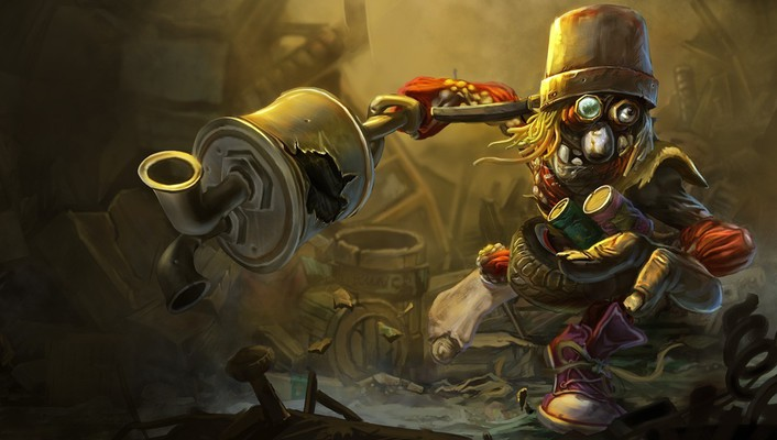 League of legends trundle wallpaper