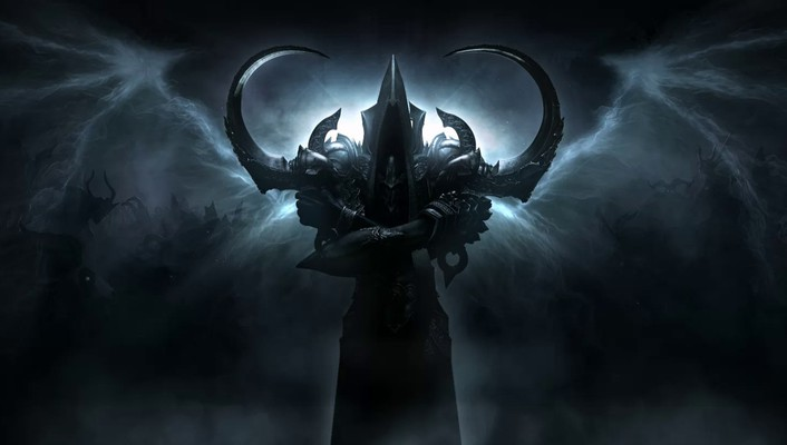 Diablo iii malthael reaper of souls wallpaper