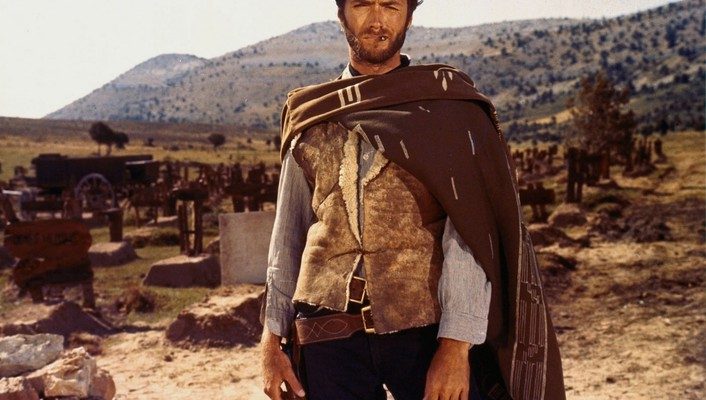 Clint eastwood the good bad and ugly men wallpaper